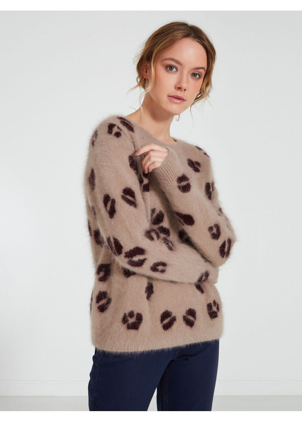 Akhmadullina Dreams Angora Jumper