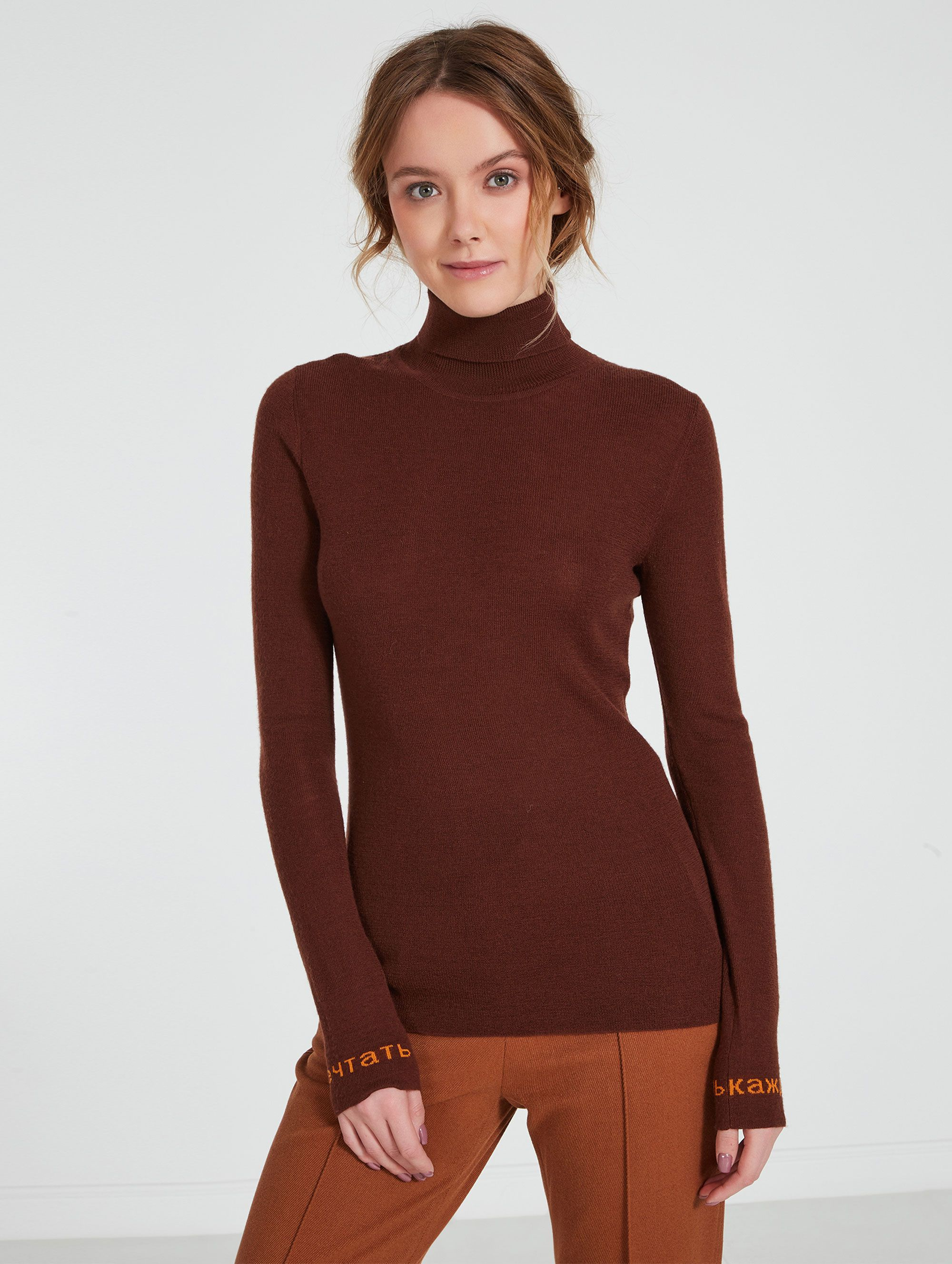 Akhmadullina Dreams Turtleneck