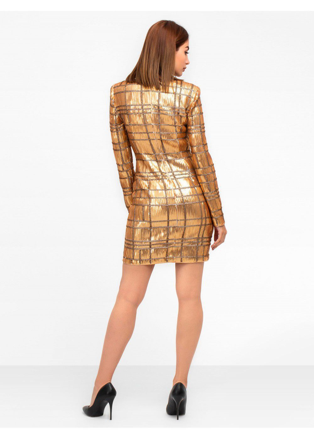 Misha Collection Ava Sequin Dress