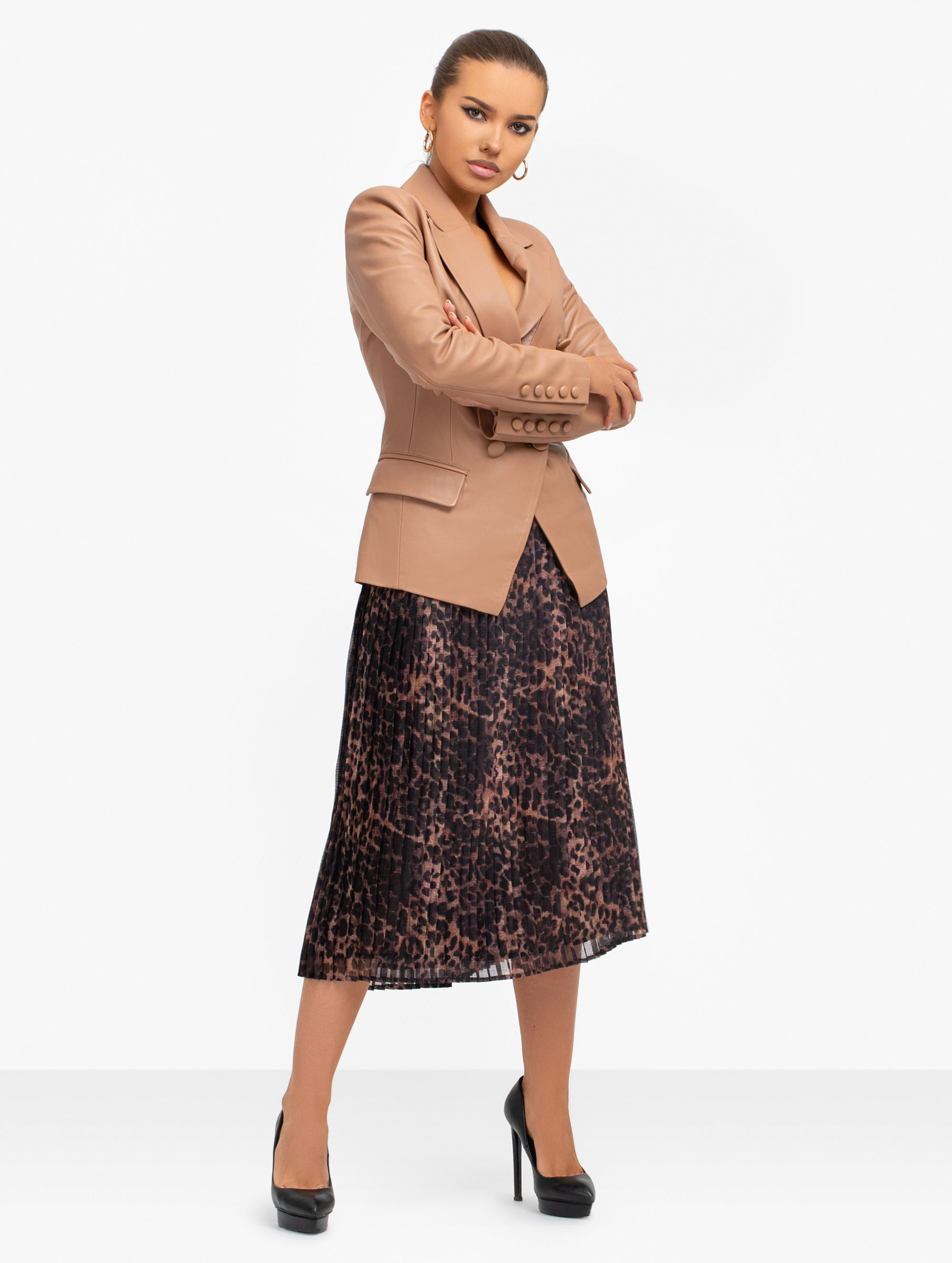 Misha Collection Jana Midi Skirt