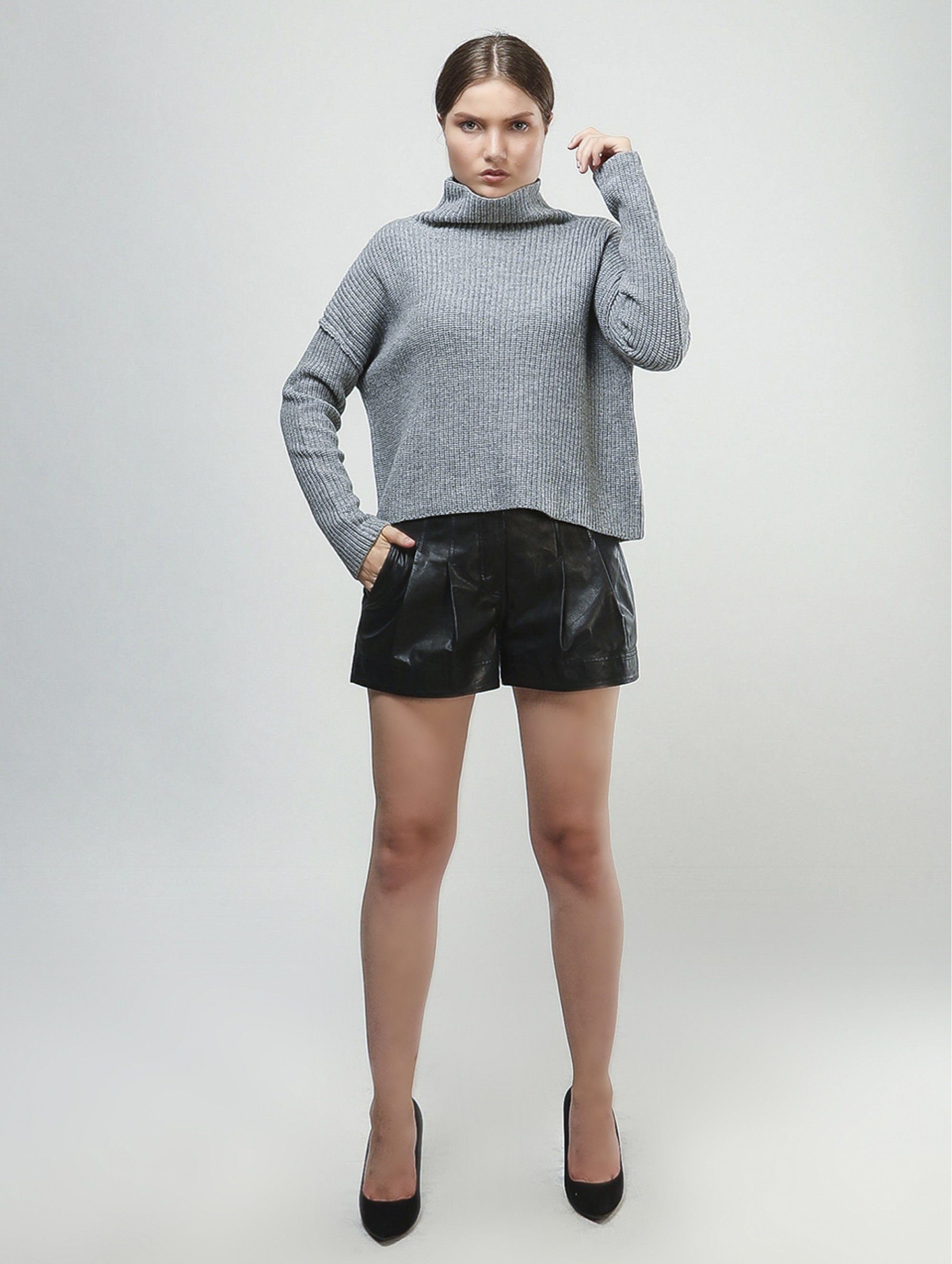 A.L.C. Grey Sweater