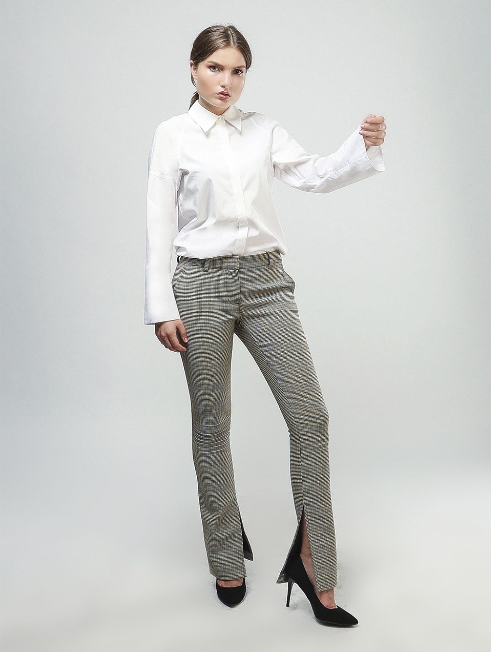 A.L.C. Shirt in White