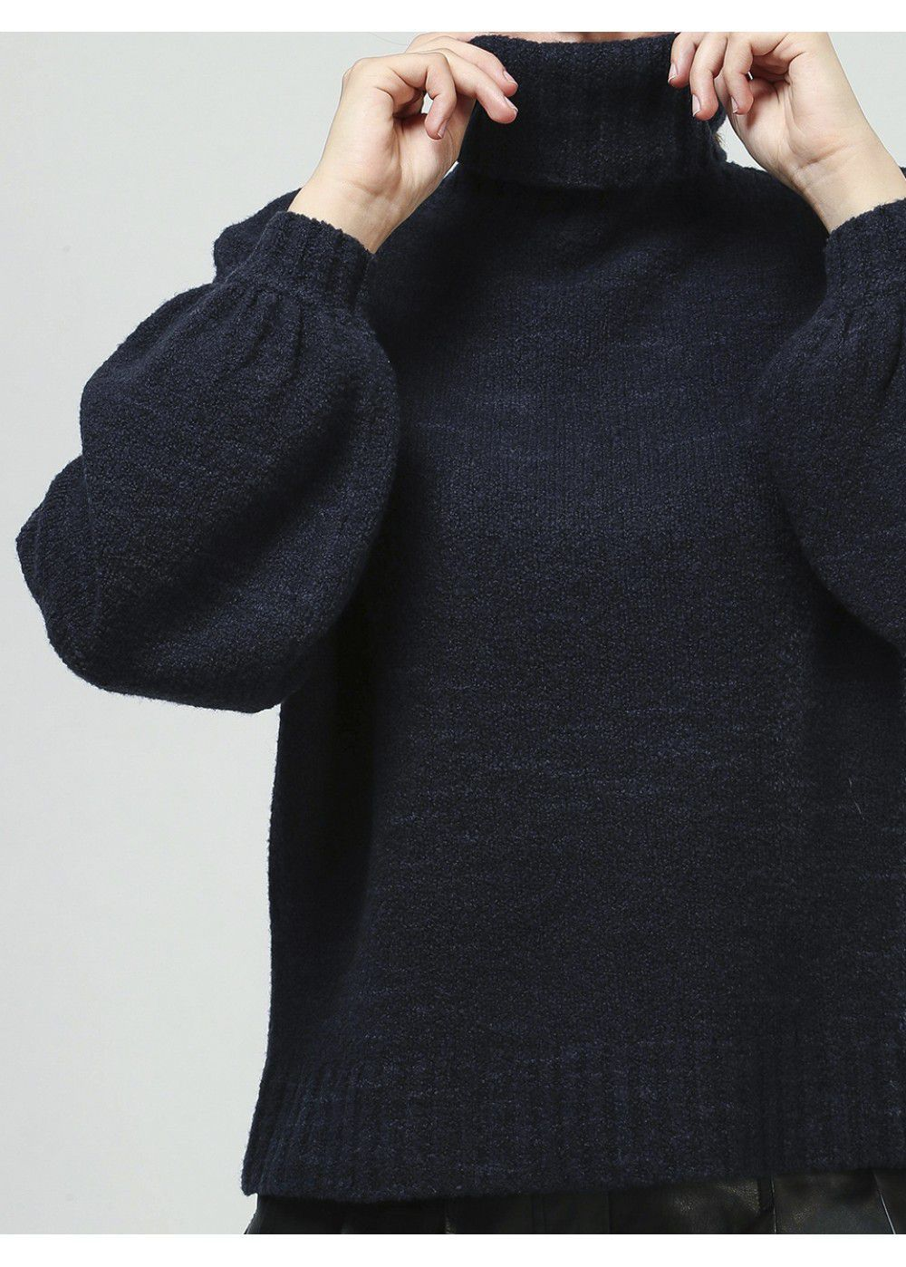 A.L.C. Brinkley Sweater in Navy