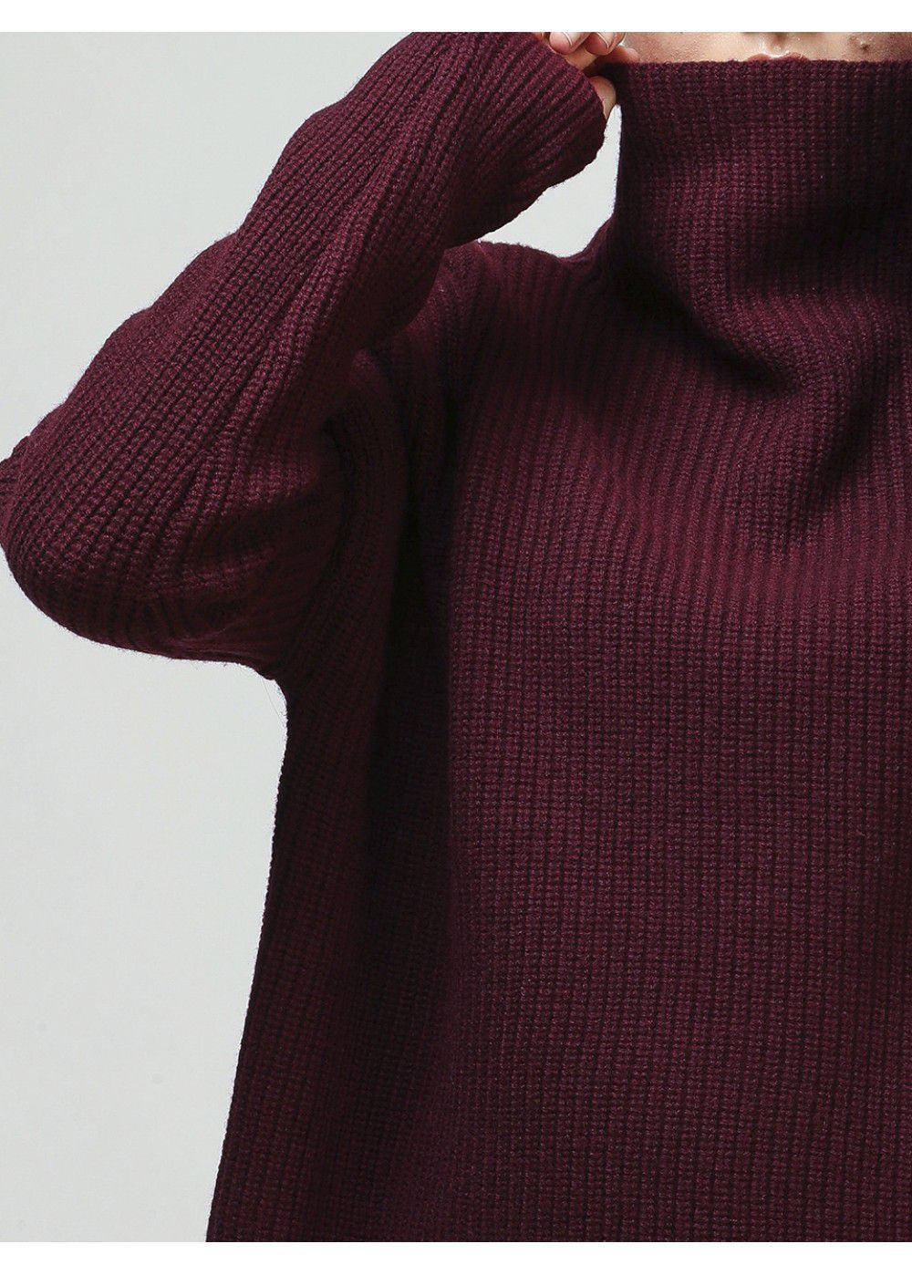 A.L.C. Burgundy Sweater