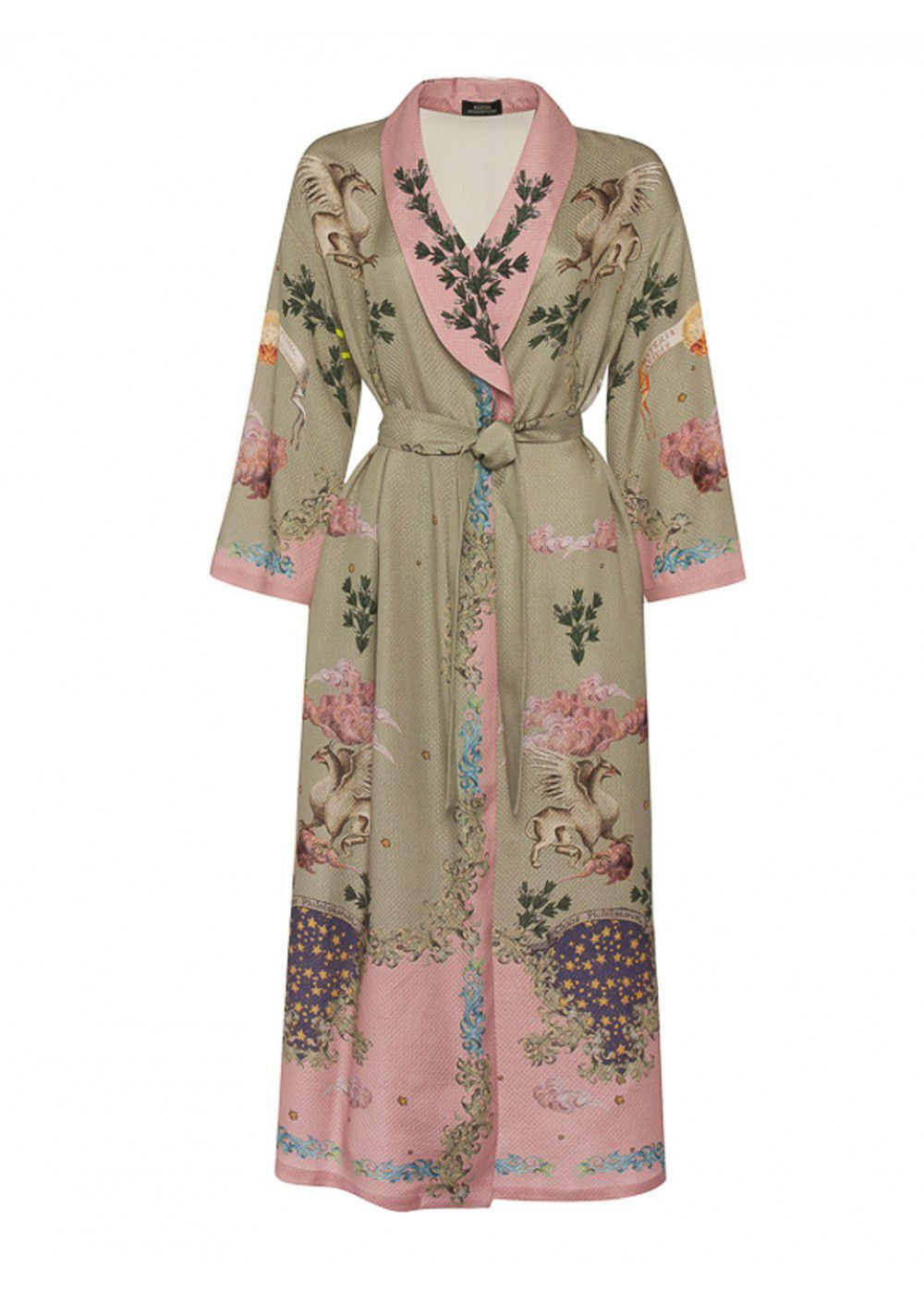 Alena Akhmadullina Robe Dress