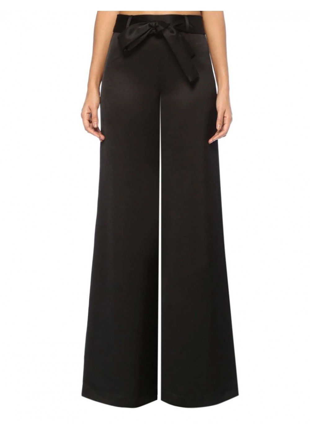 Alexis Nerissa Pants in Black