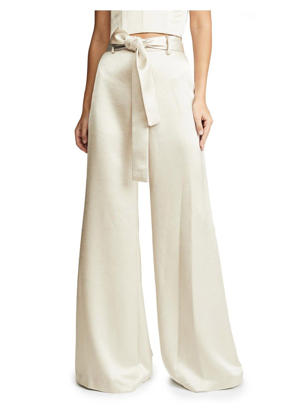 Alexis Nerissa Pants in Alabaster