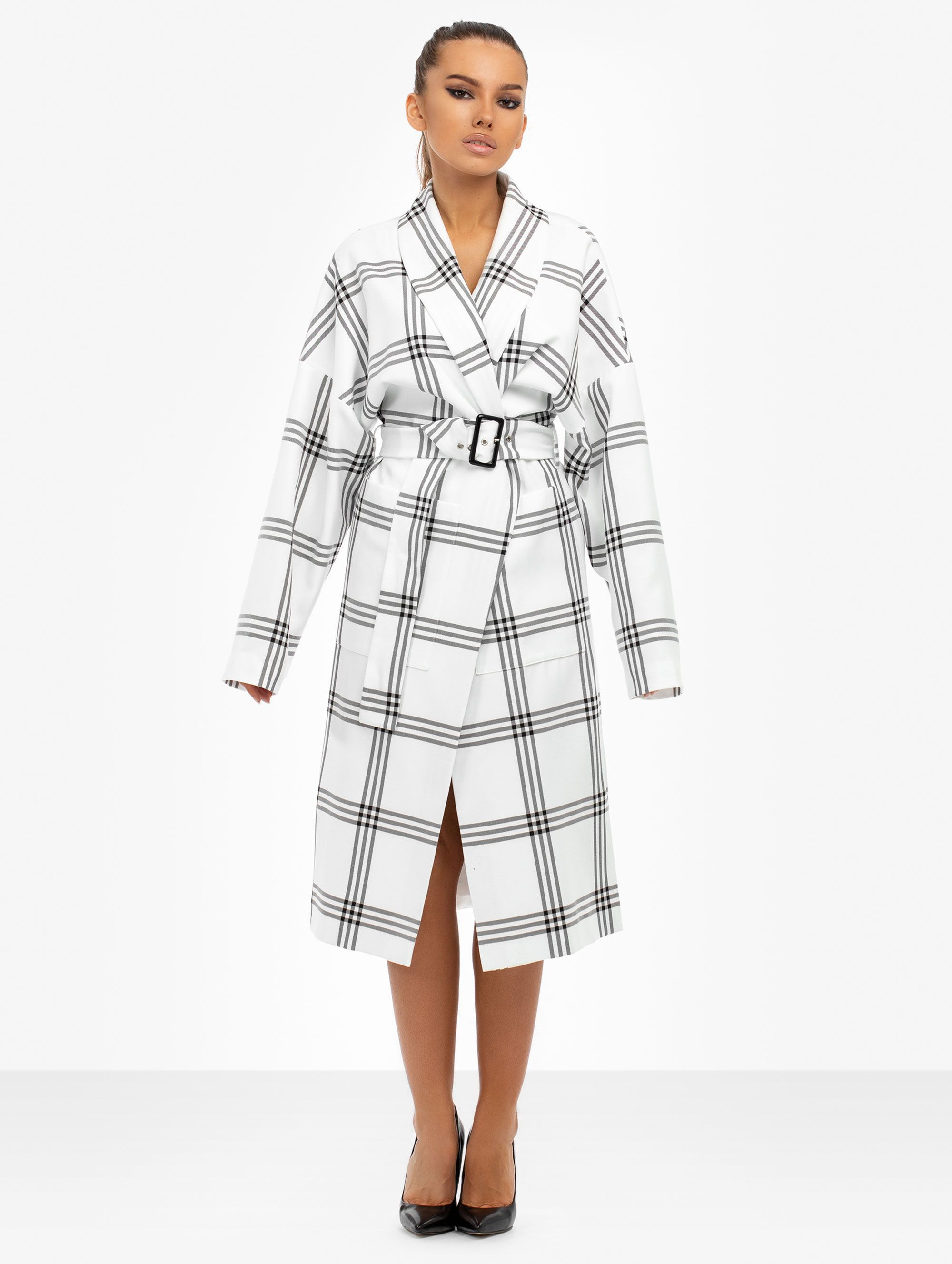 AQ/AQ Louiza Trench Coat