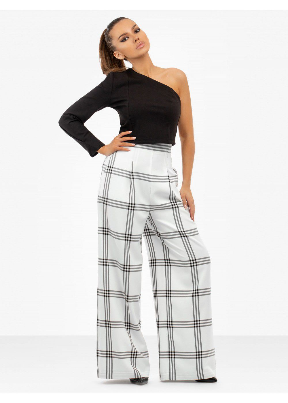 AQ/AQ Avanti Wide Leg Trousers