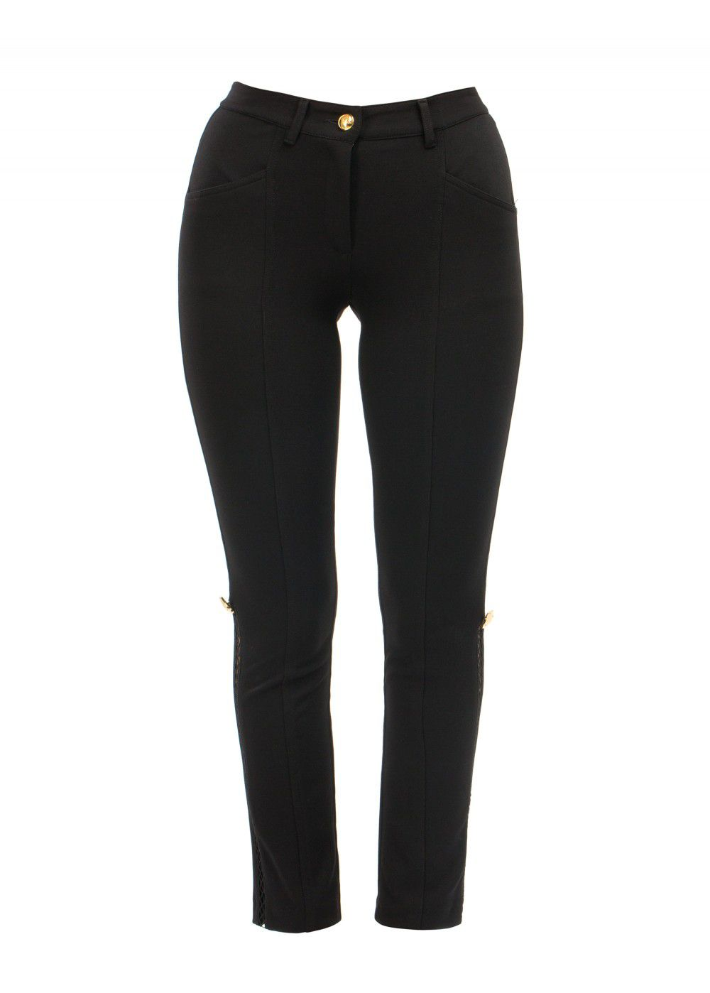 Roberto Cavalli Black Trousers