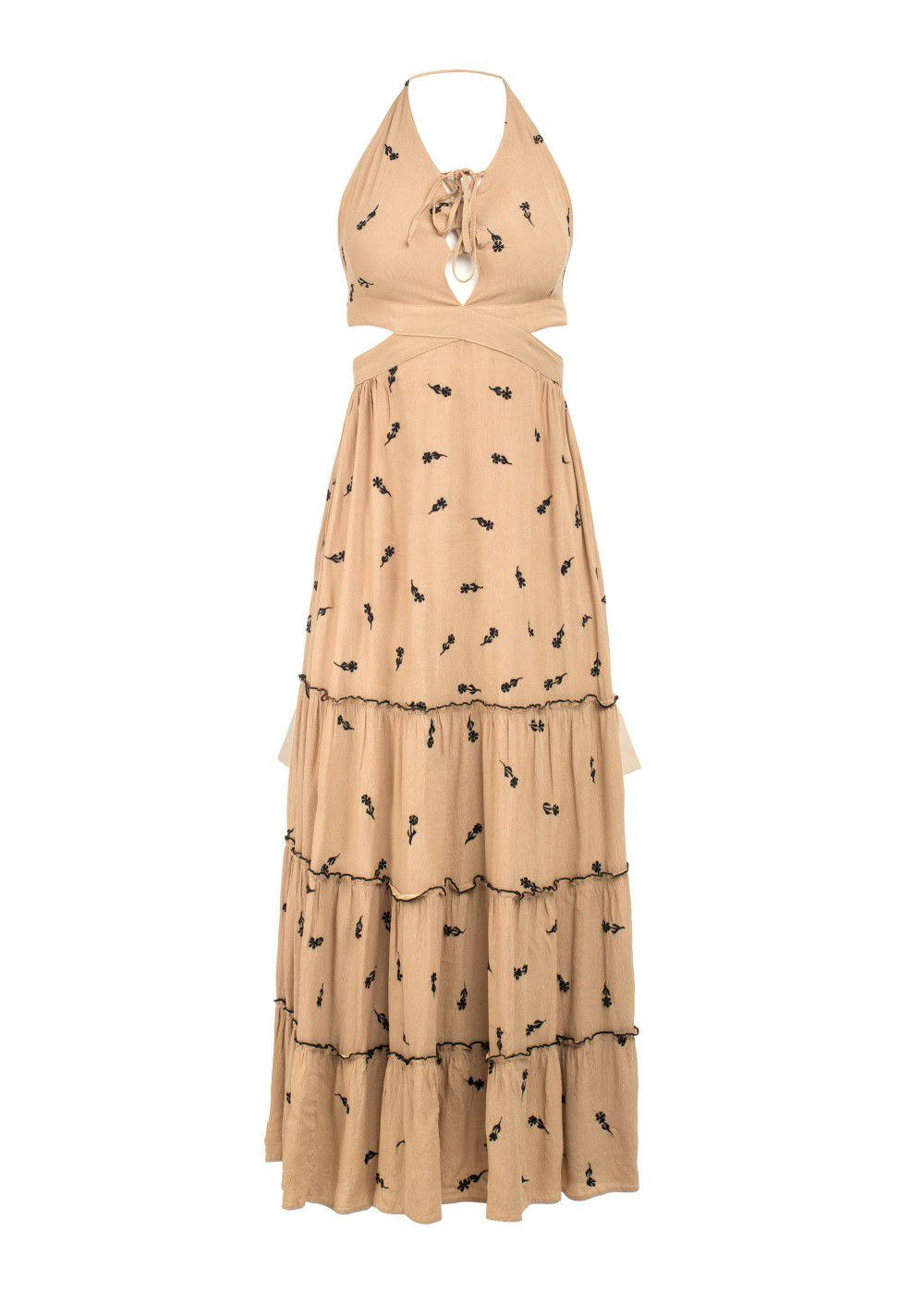 Echo 77 Bali Beige Dress