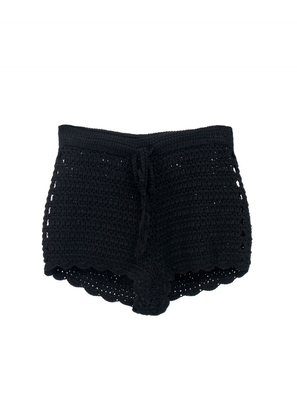 Echo 77 Bali Black Shorts