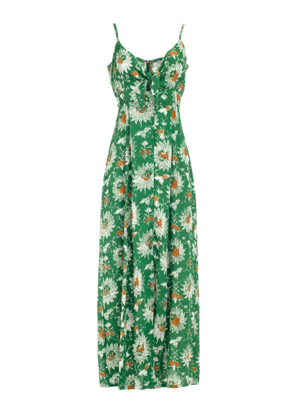 Echo 77 Bali Green Dress