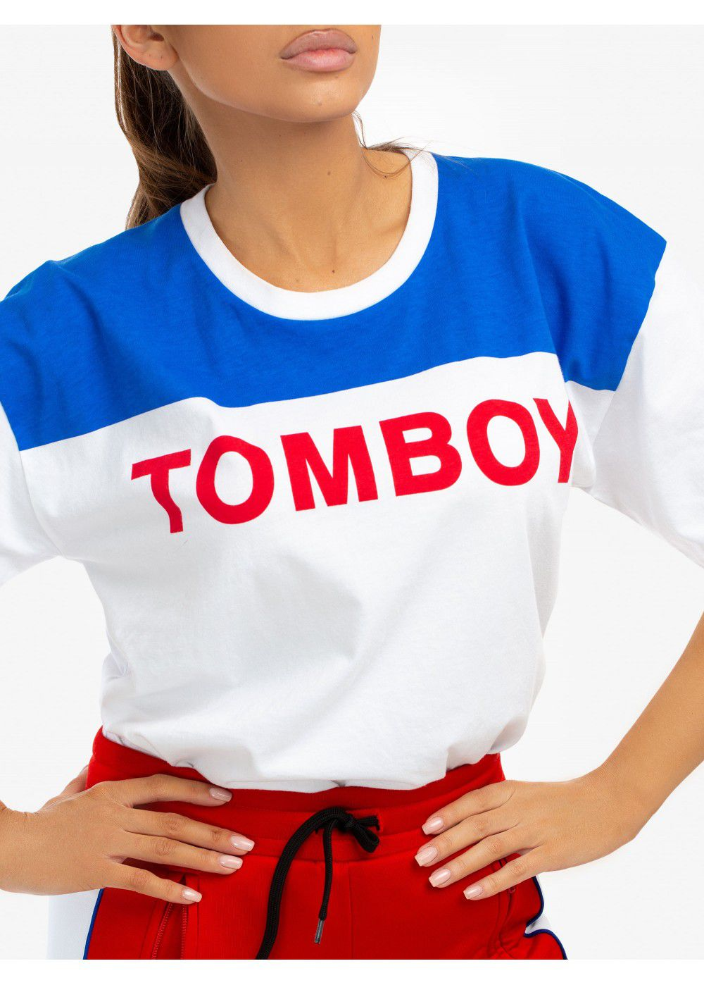 Tomboy T-Shirt in Blue