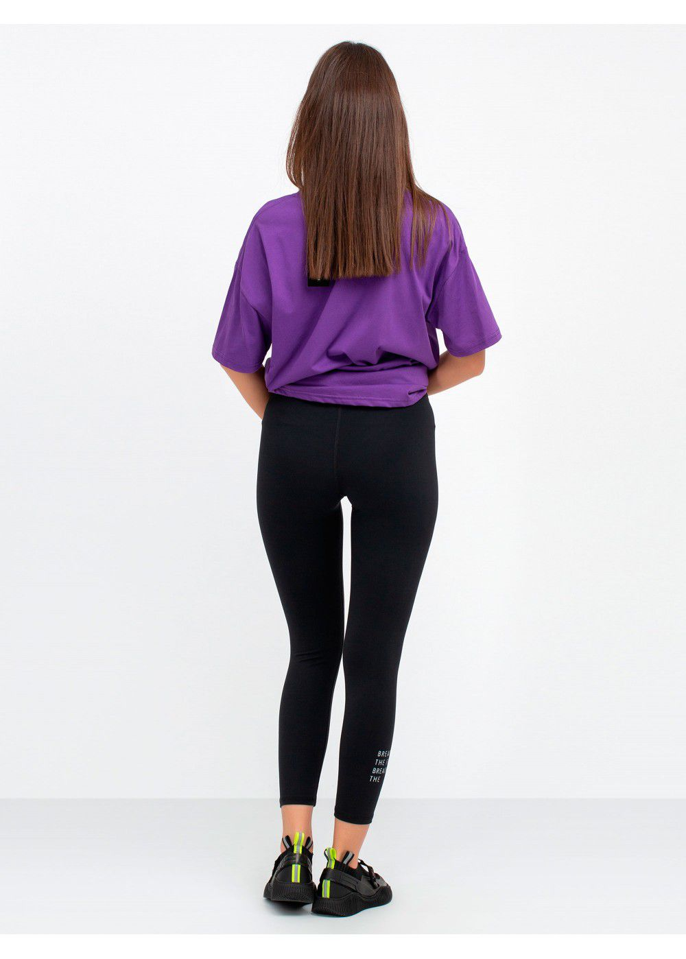 Good Hyouman Black Legging