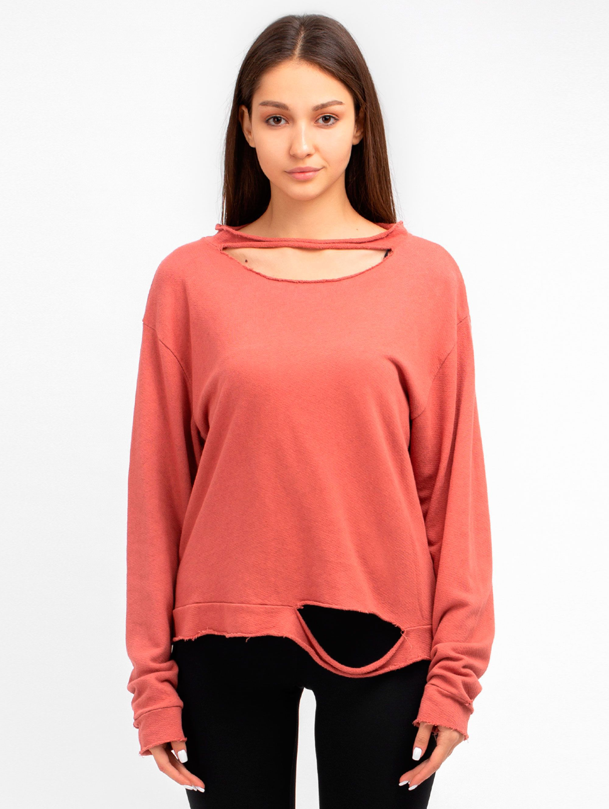 Good Hyouman Rose Pullover