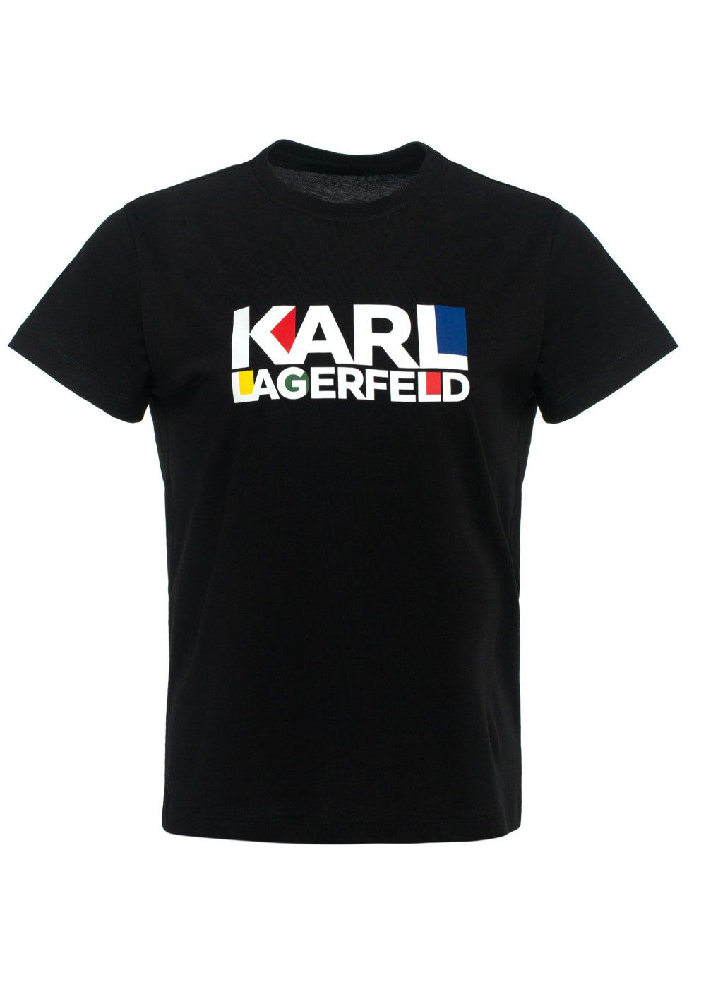 Karl Lagerfeld Ikonik T-Shirt in Black