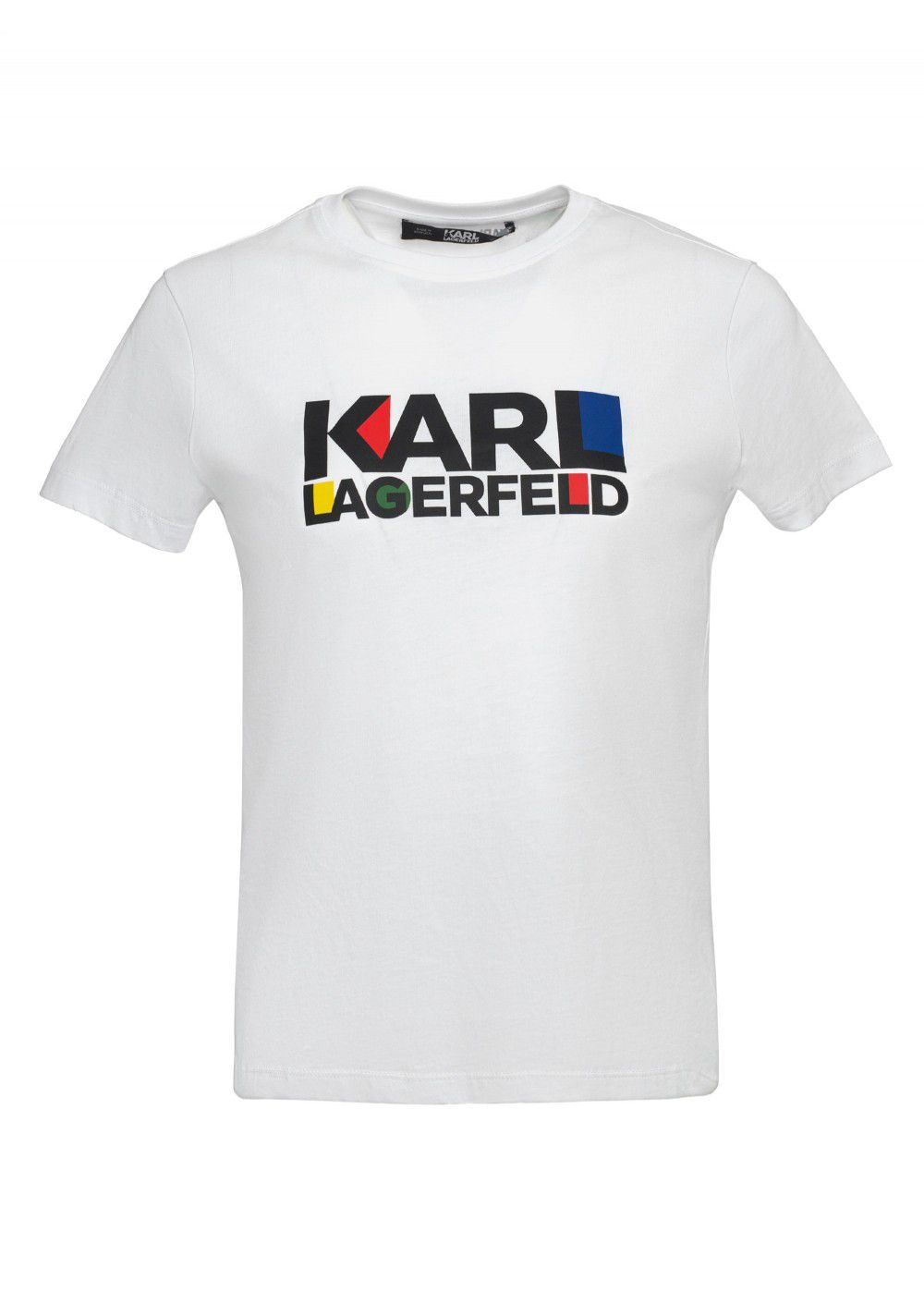Karl Lagerfeld Ikonik T-Shirt in White