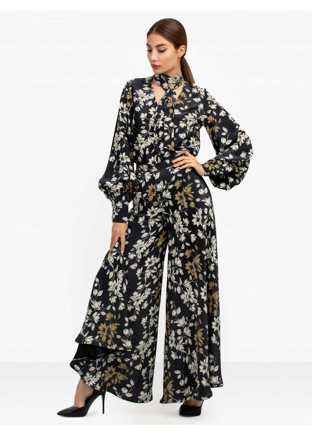 Maleone Floral Pants