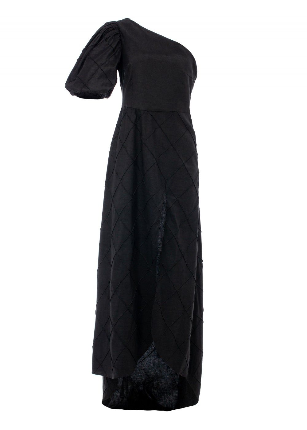 Masterpeace Black Cut Dress