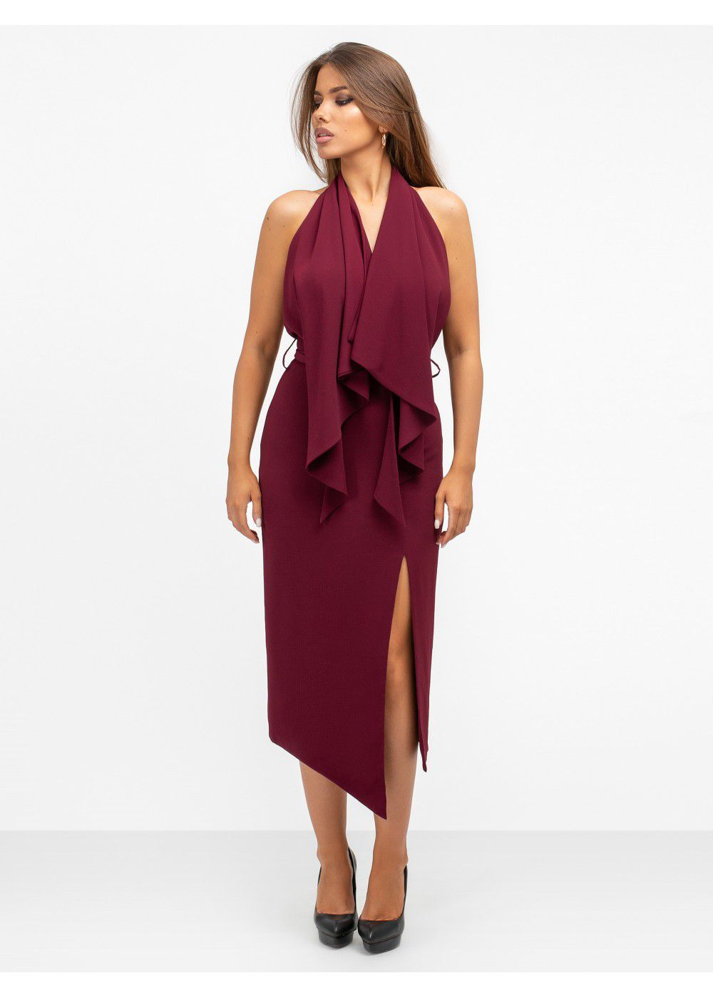 Misha Collection Lorena Midi Dress