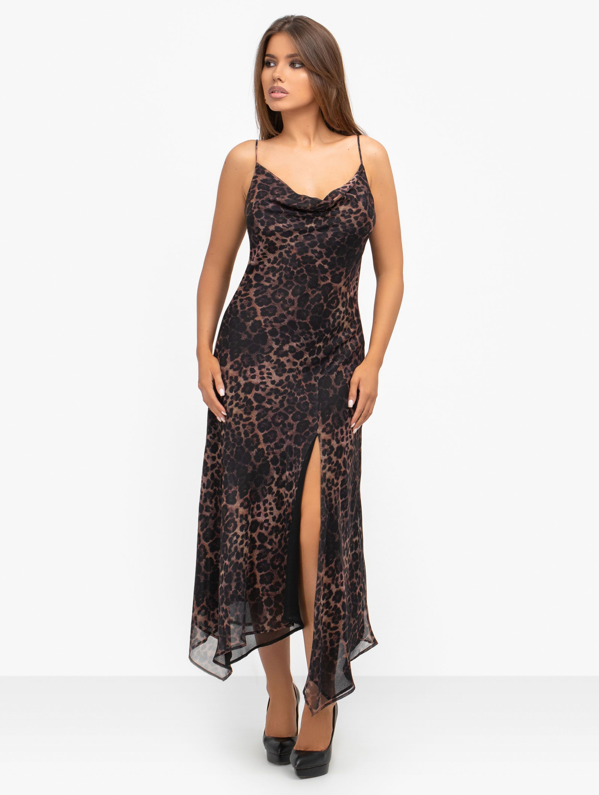 Misha Collection Johanna Midi Dress