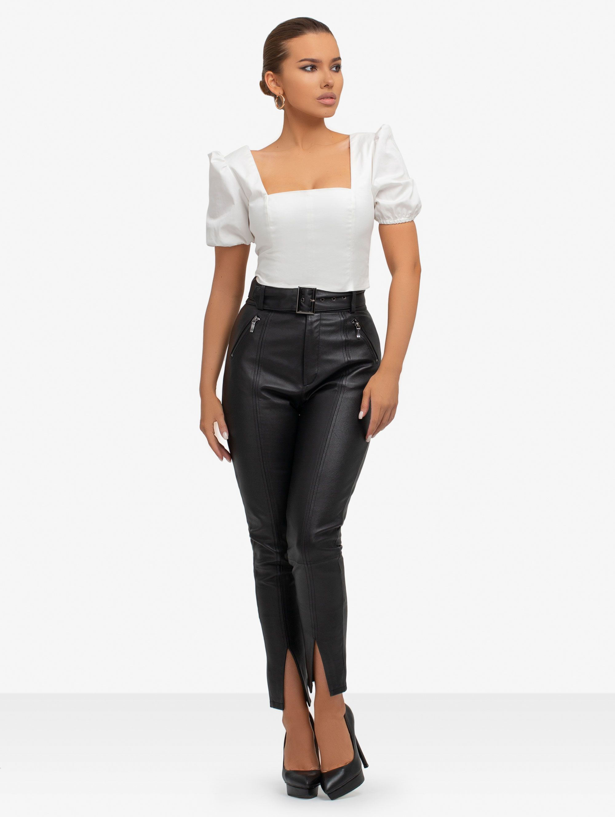 Misha Collection Stevie Shirting Top