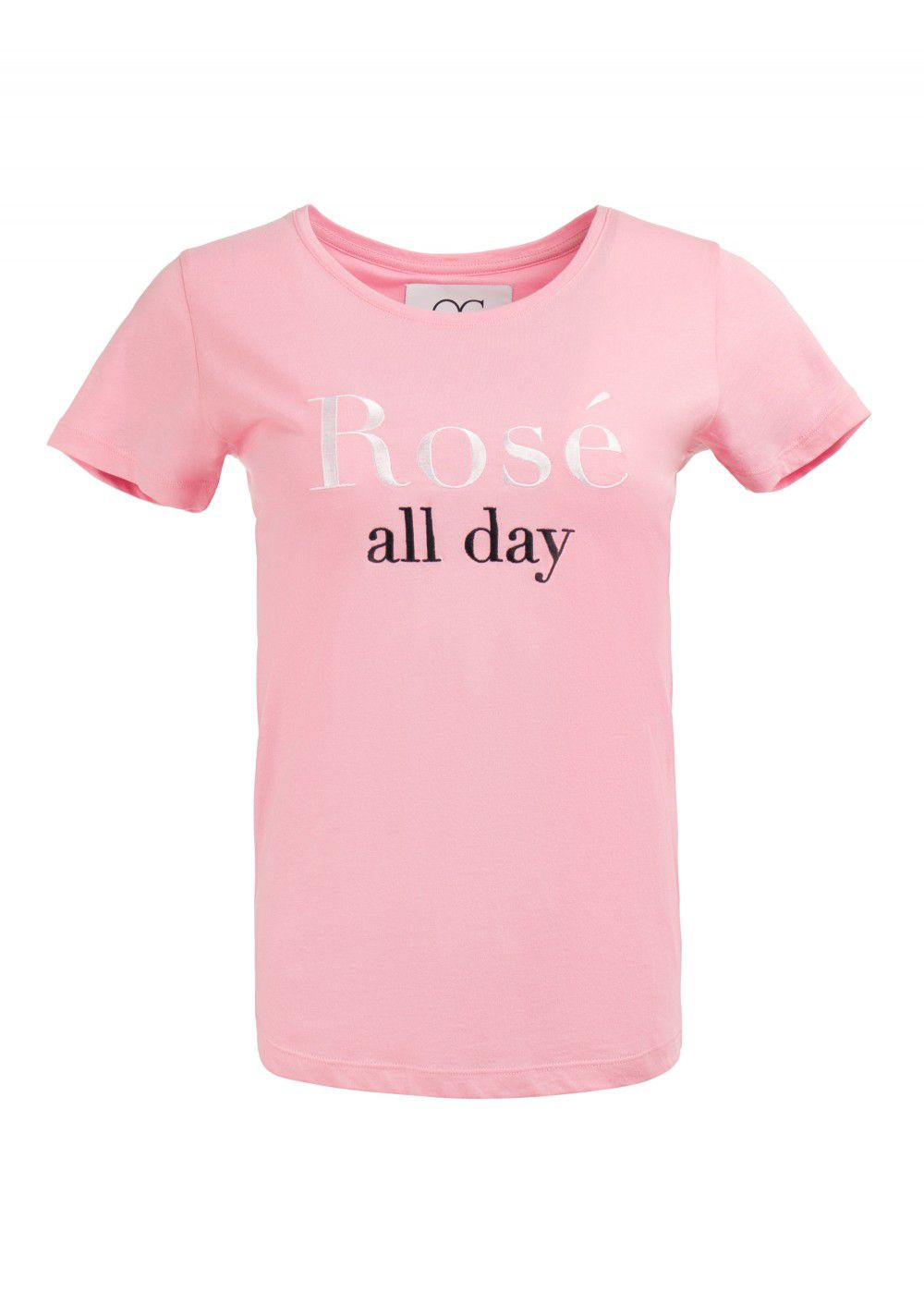 Quantum Courage Rose All Day T-Shirt