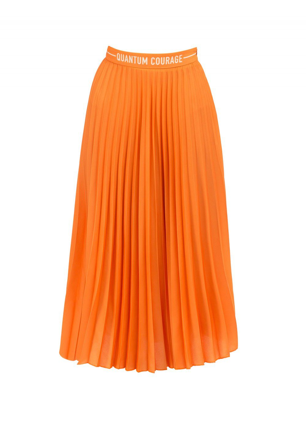 Quantum Courage Pleated Skirt