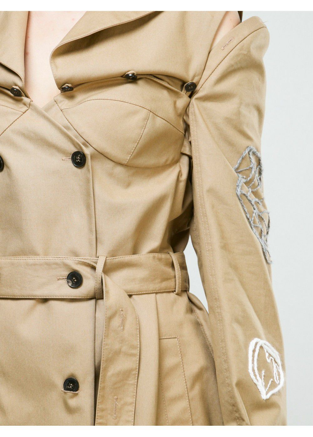 Ruban Trench with Removable Top