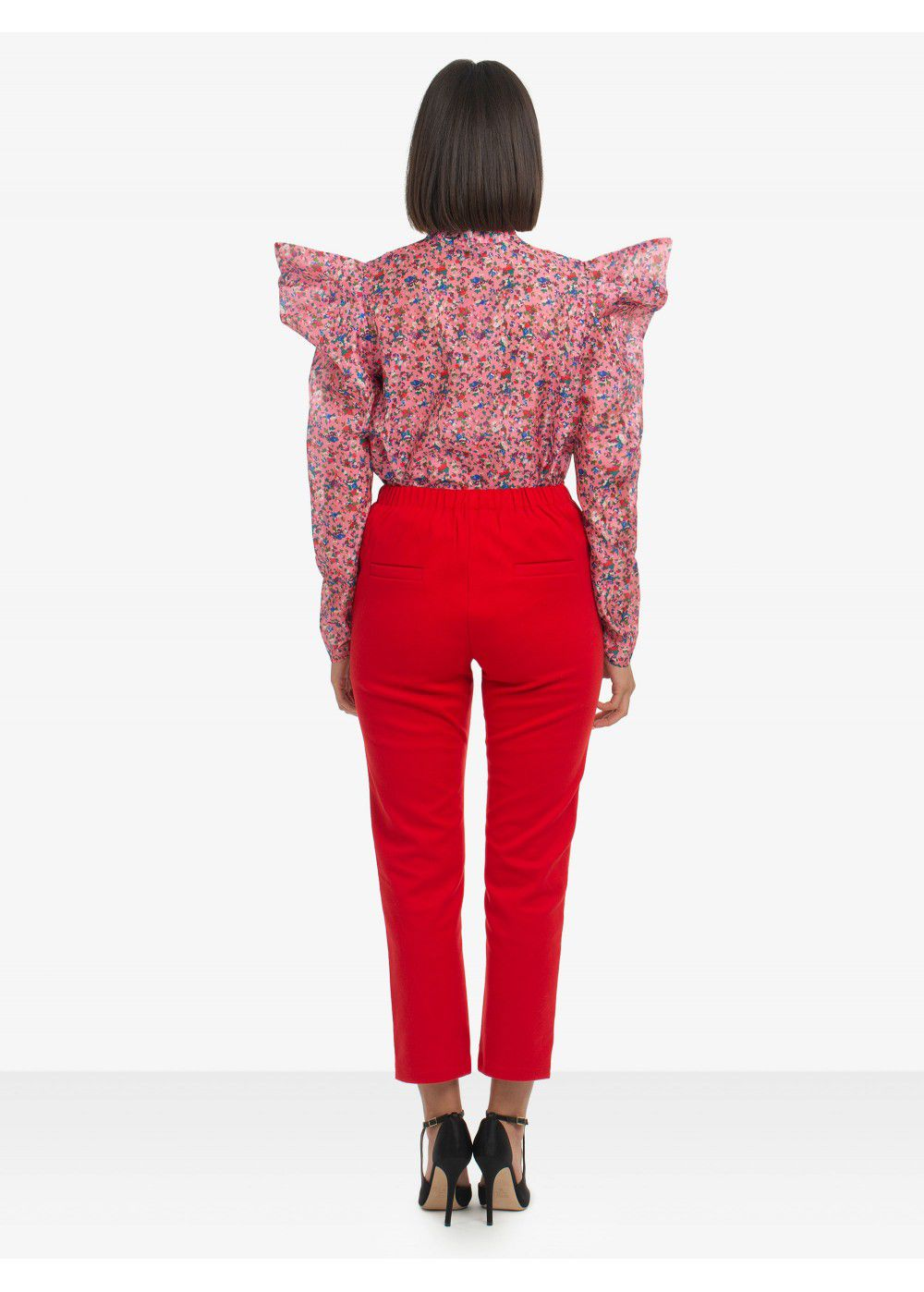 Sister Jane Red Trousers