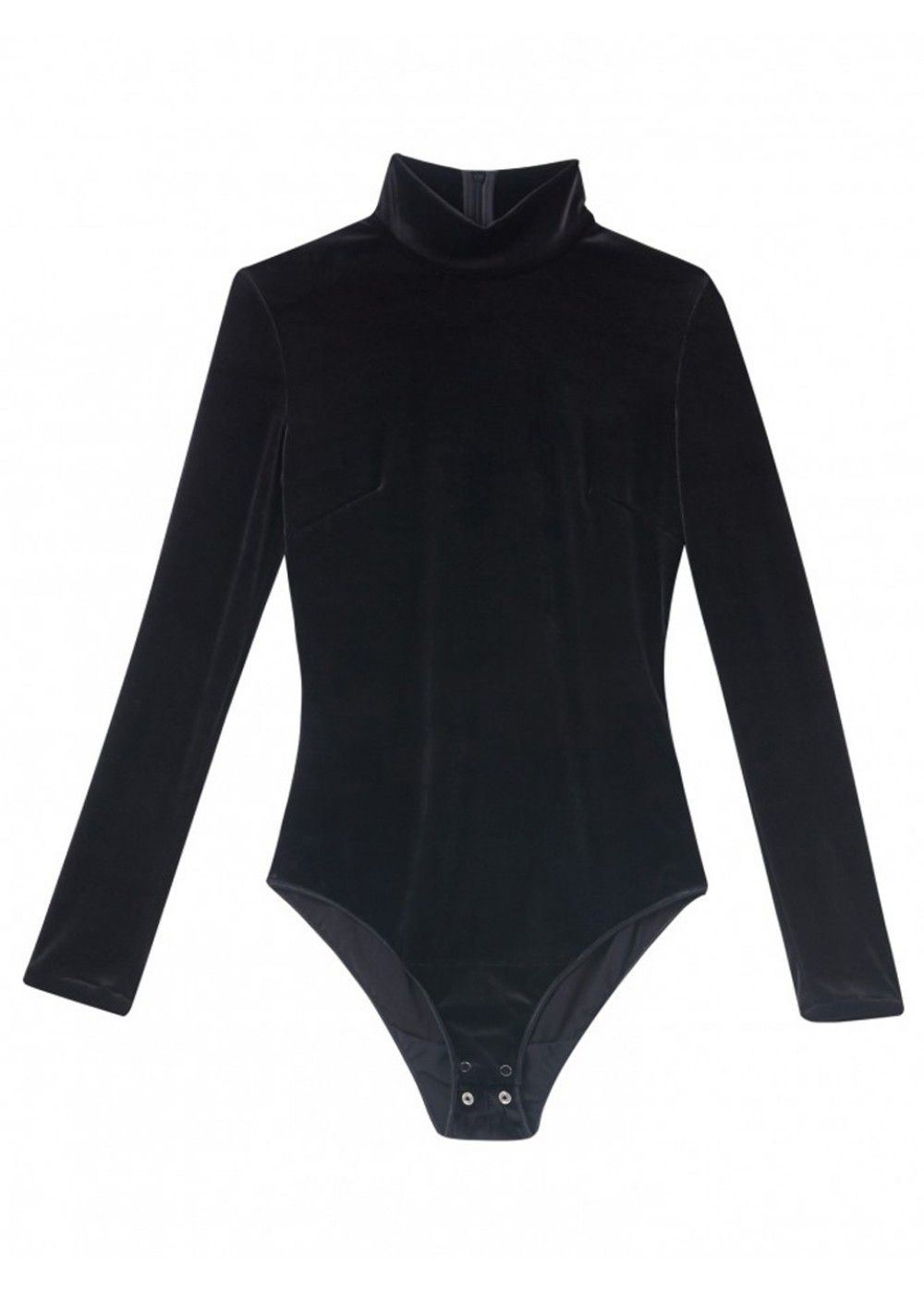 Vatanika Long Sleeve Body in Black