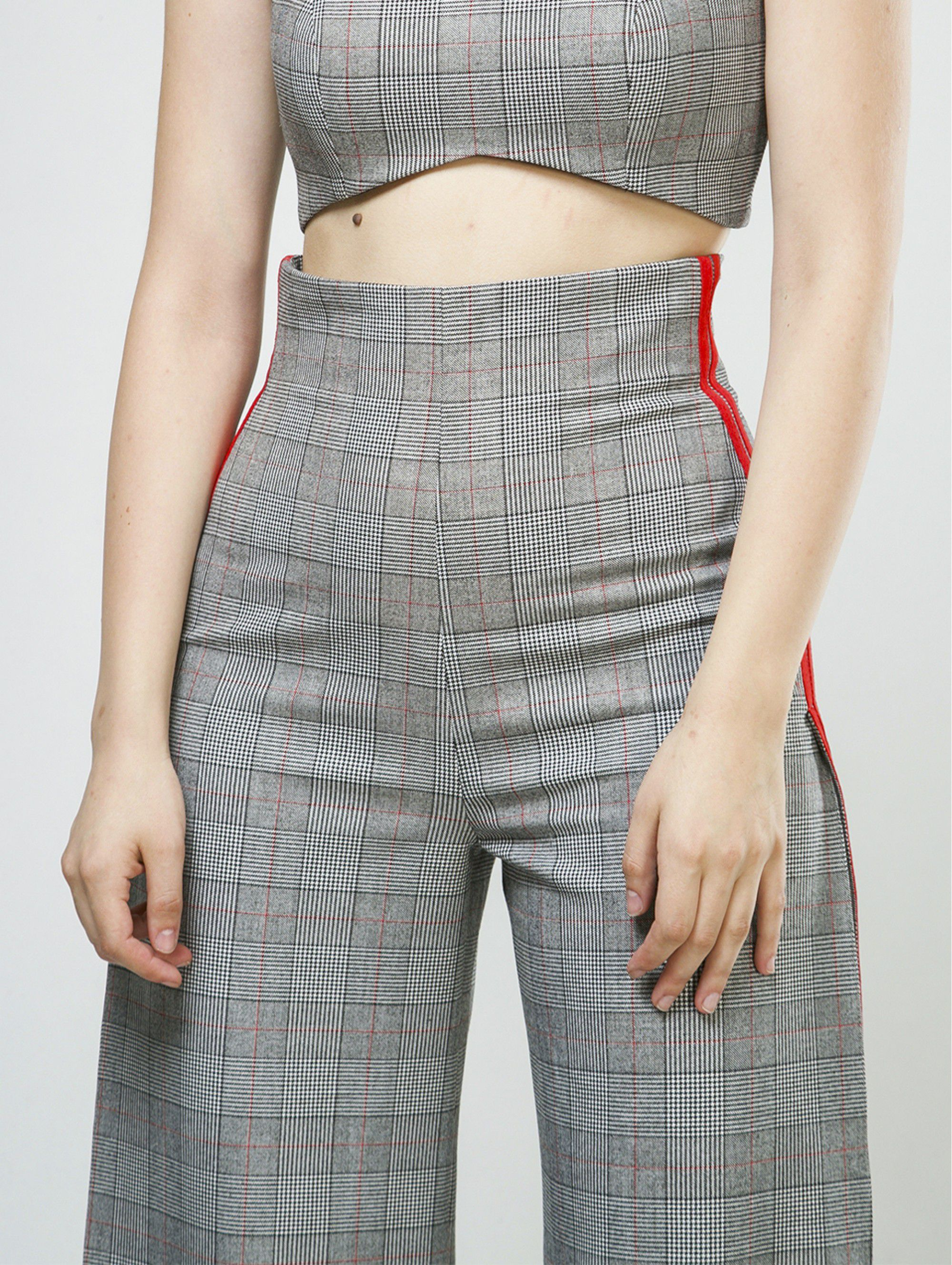 Vatanika Pants in Grey