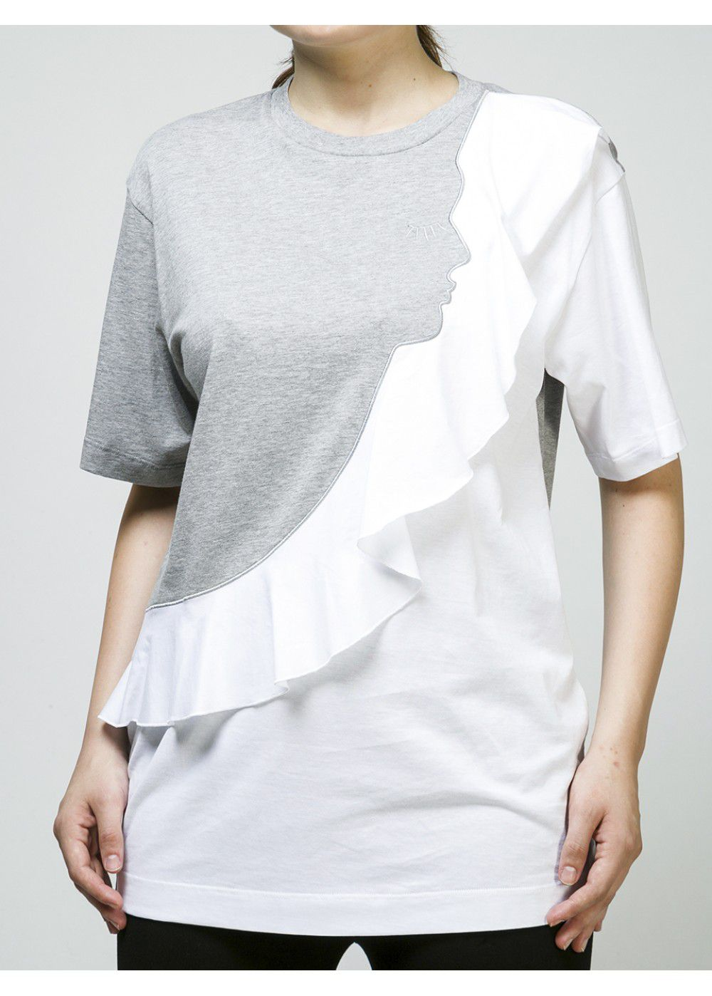 Vivetta Ruffled T-Shirt