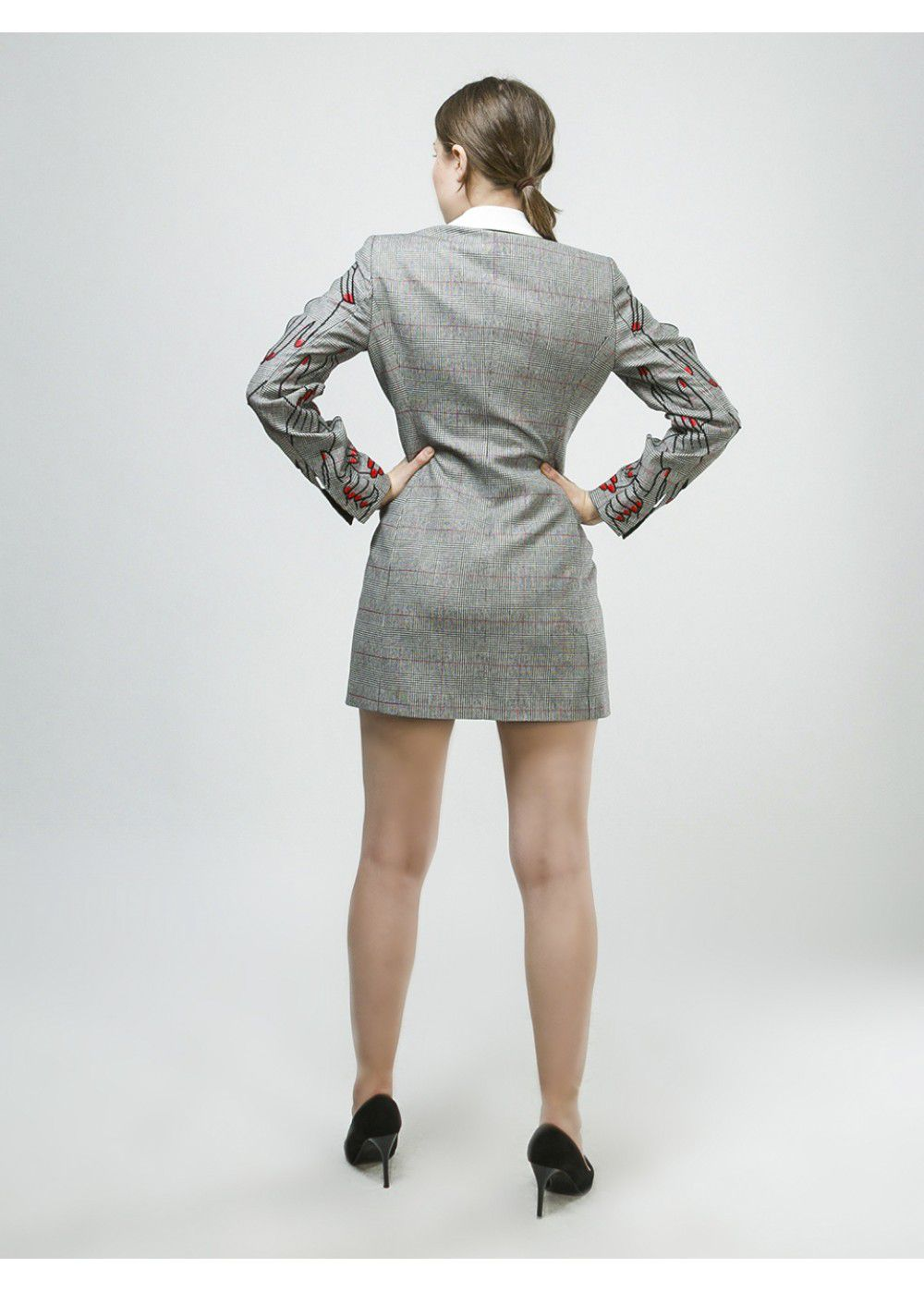 Vivetta Double Breasted Jacket Dress
