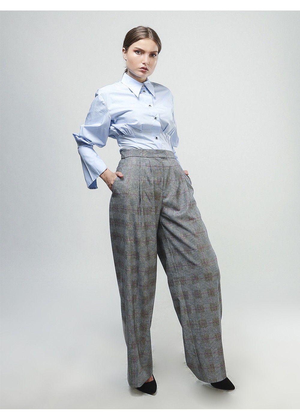 Vivetta High Weisted Pants