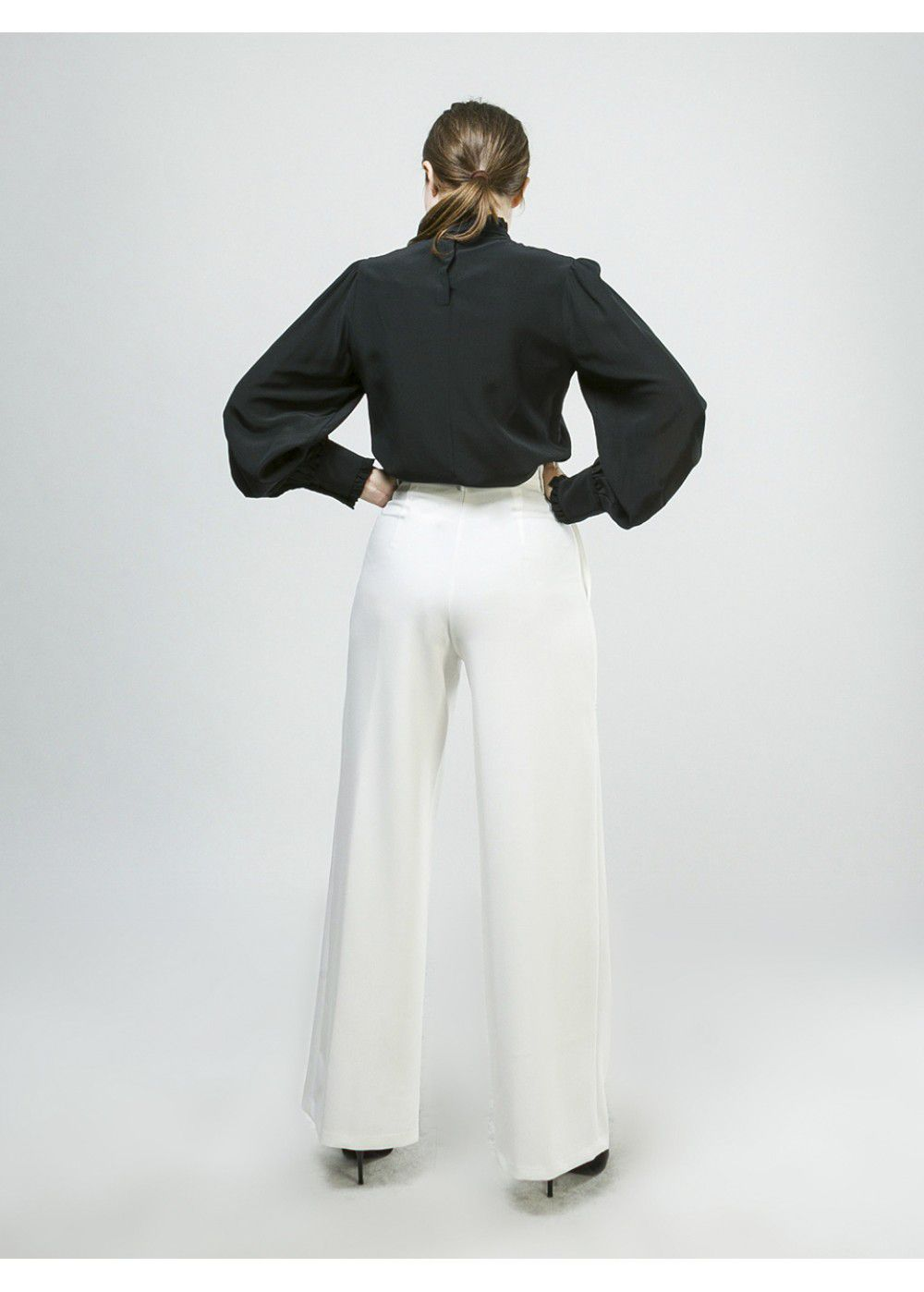 Vivetta Flared Tailored Trousers