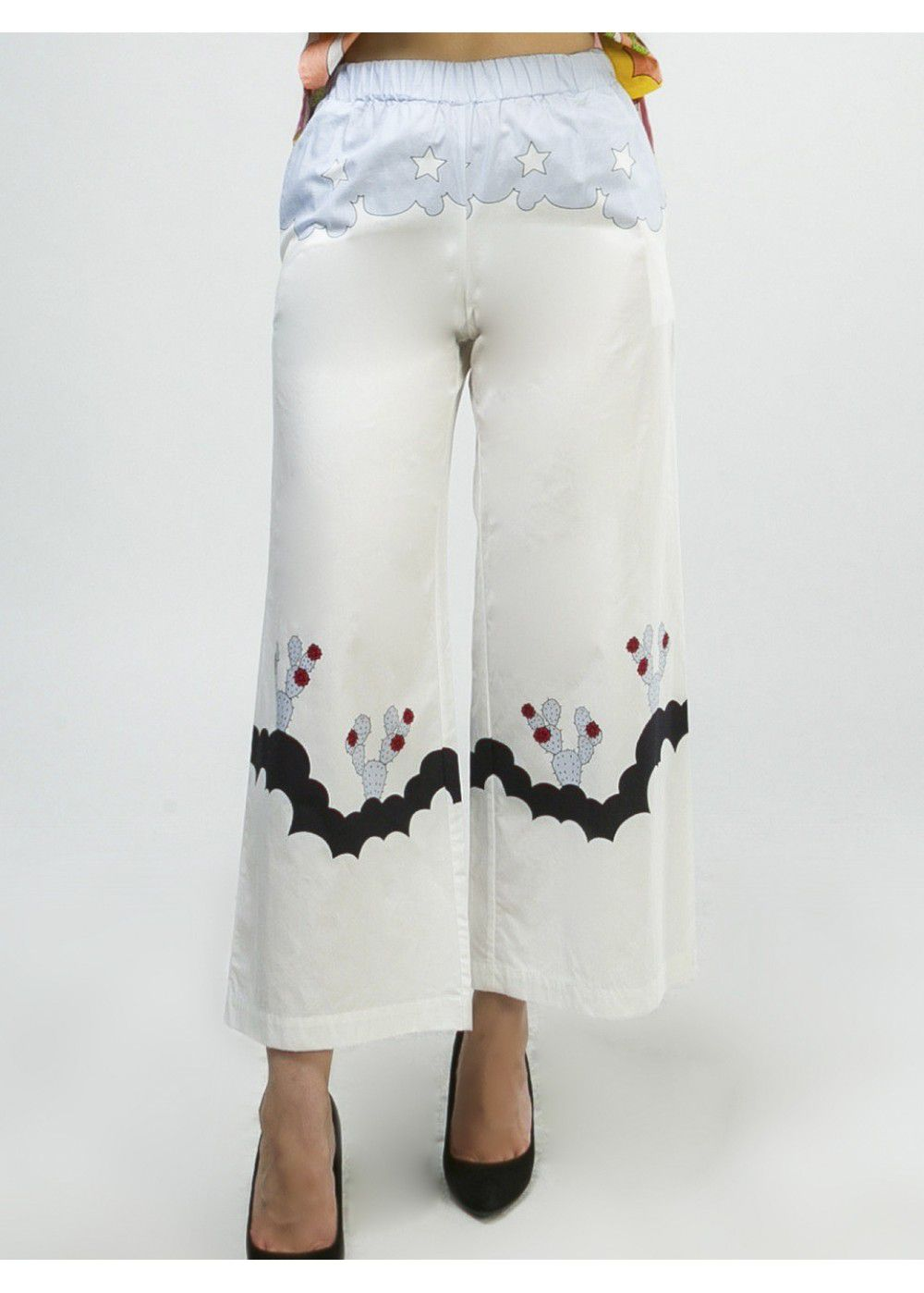 Vivetta Cropped Trousers