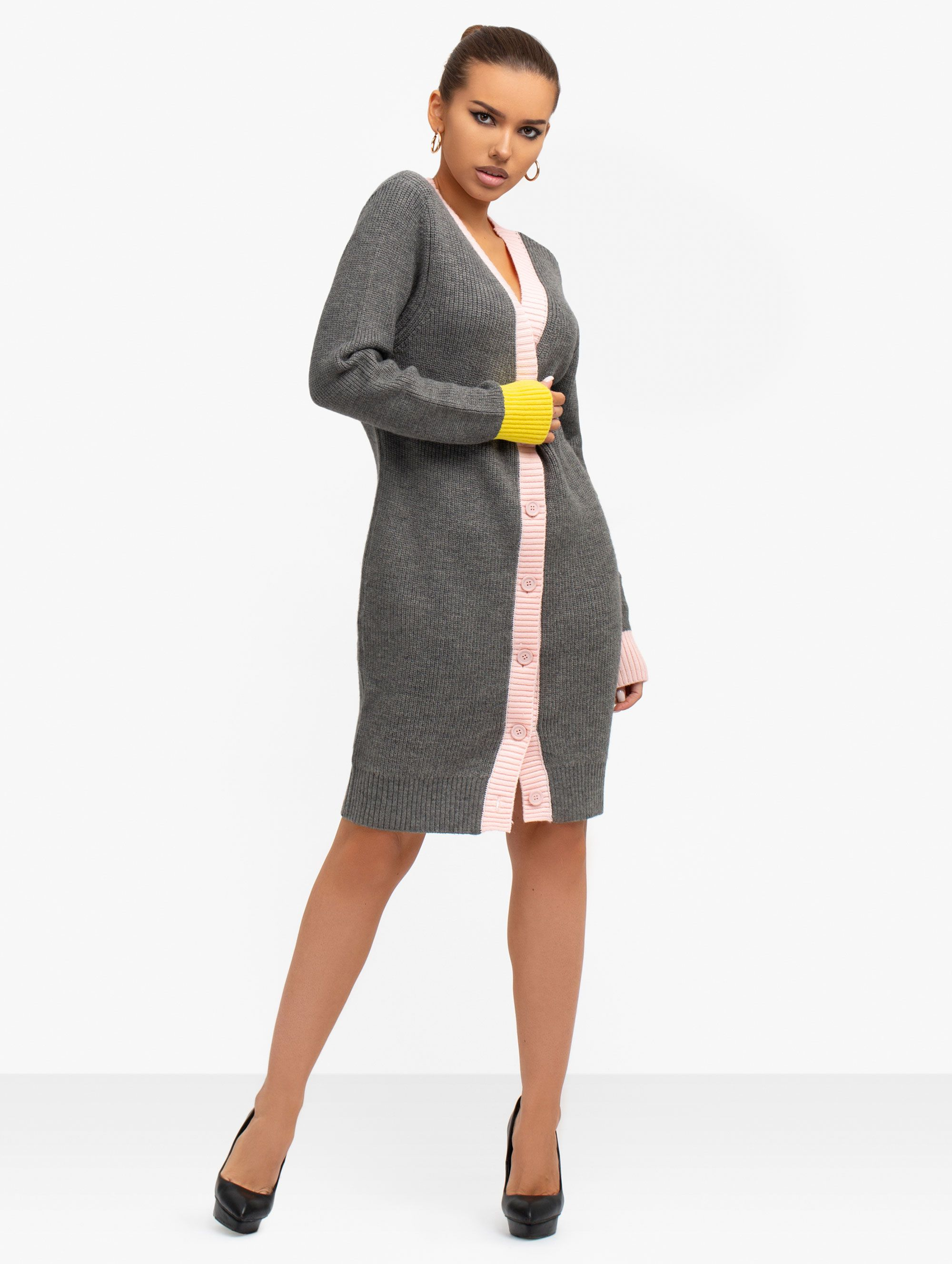 Zayan The Label Cardigan