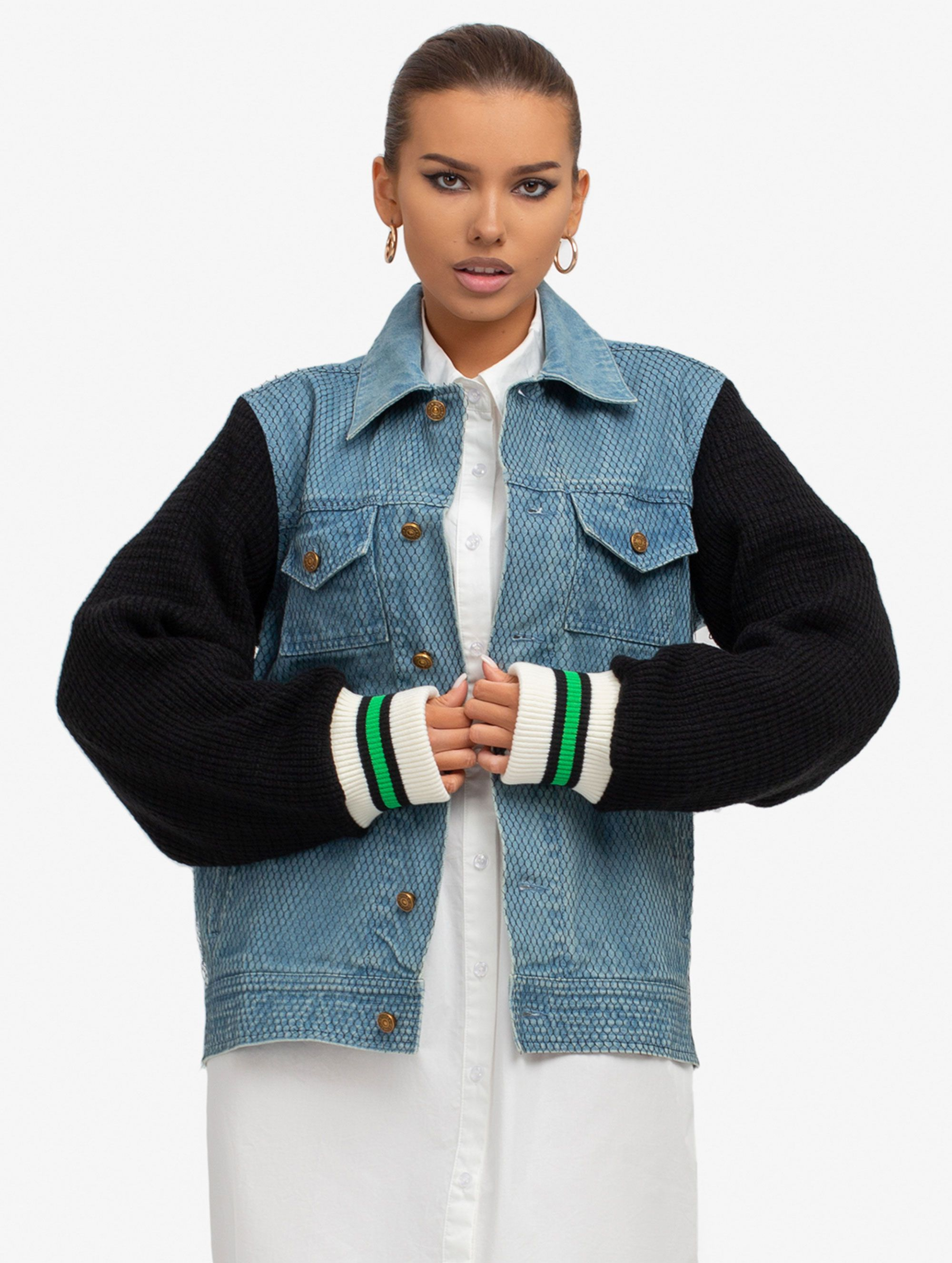 Zayan The Label Emily Jacket