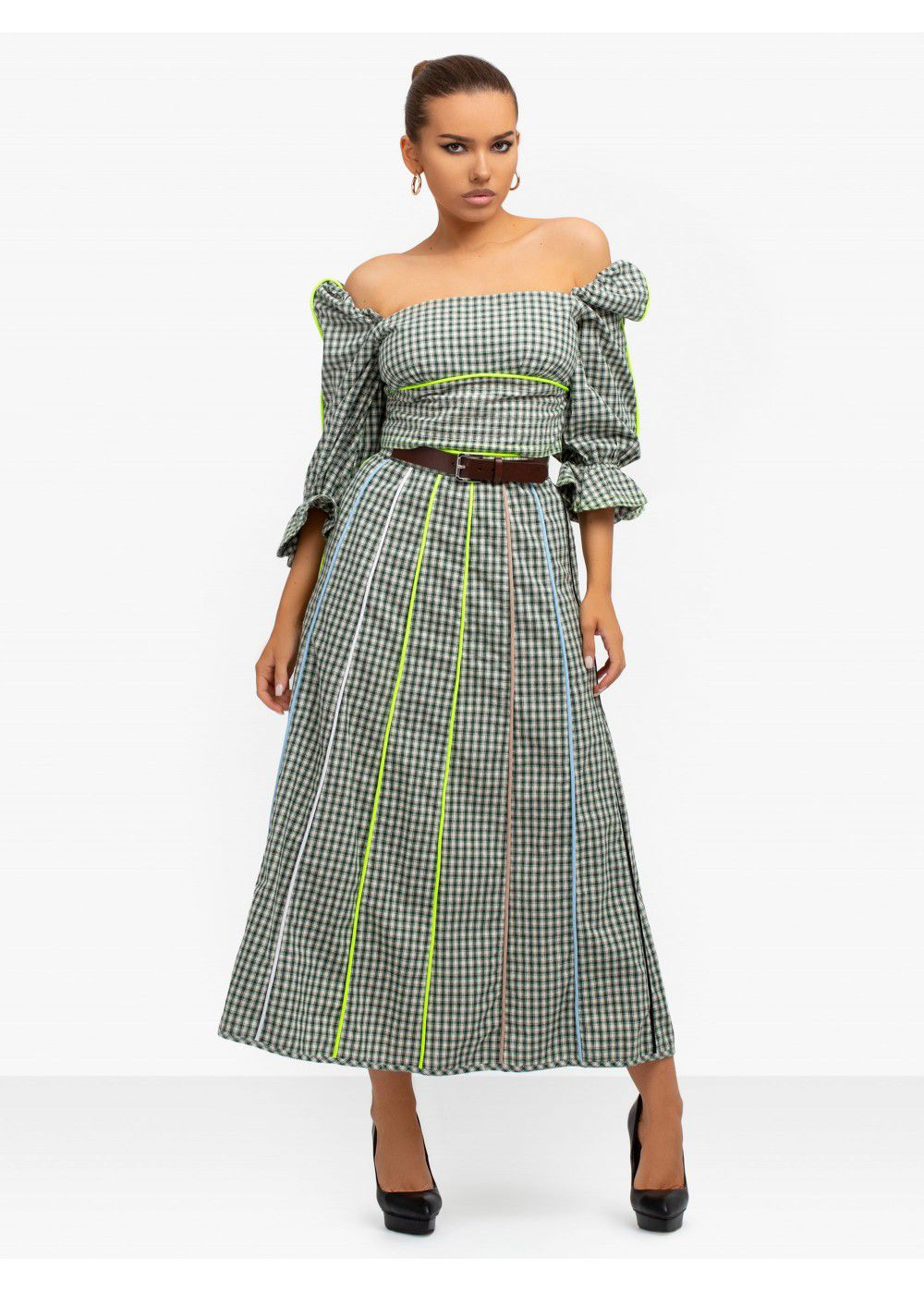 Zayan The Label Louise Skirt