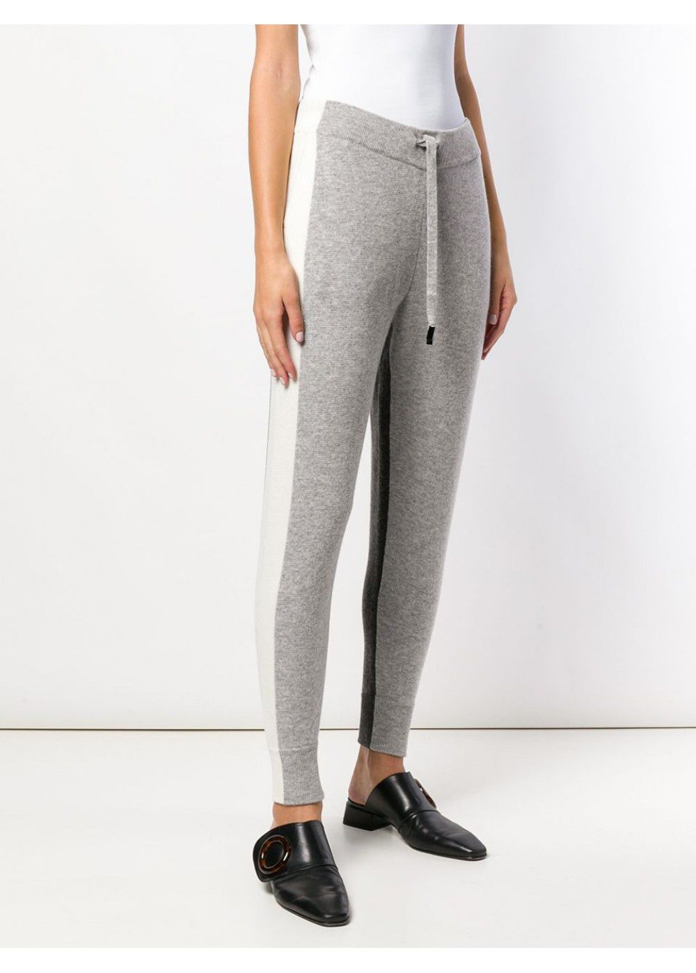Zoe Jordan Grey Sporty Pants